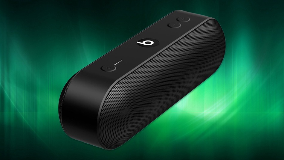 Beats Pill Plus Speaker Shows The Apple Flag Techfury