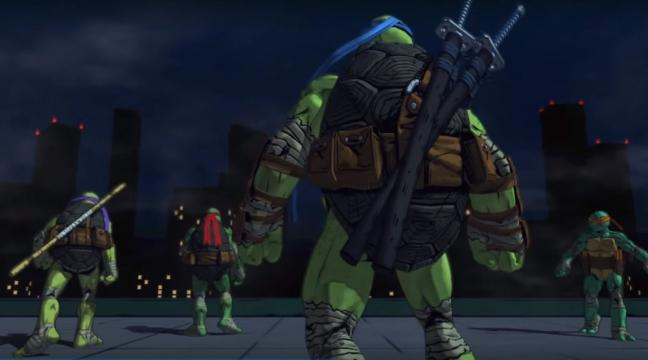 There's a new Teenage Mutant Ninja Turtles game coming