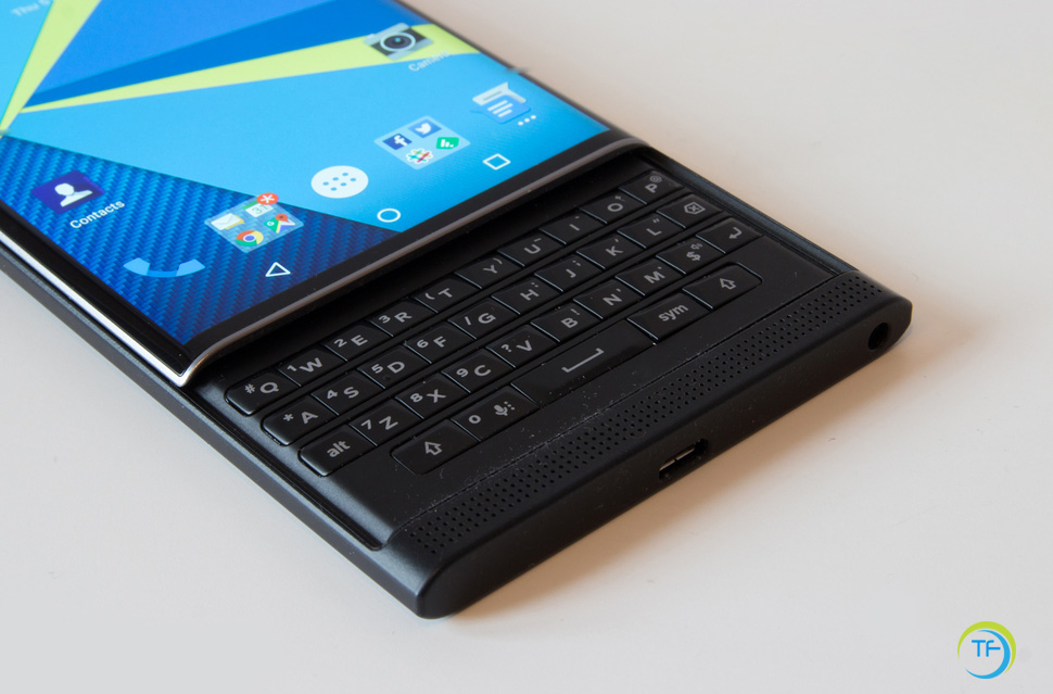 BlackBerry will release at least one new Android phone in 2016