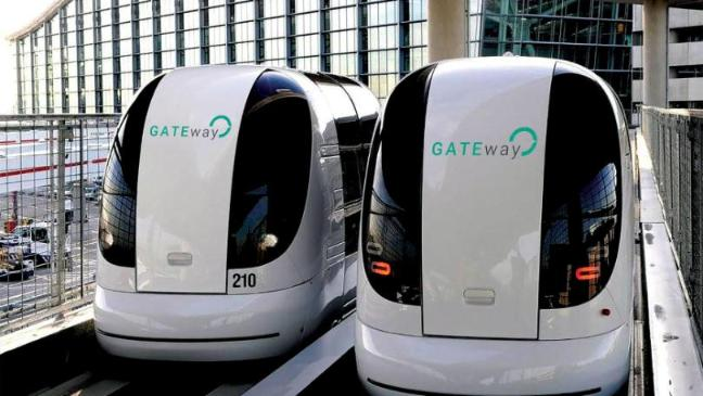 London's first driverless vehicles revealed