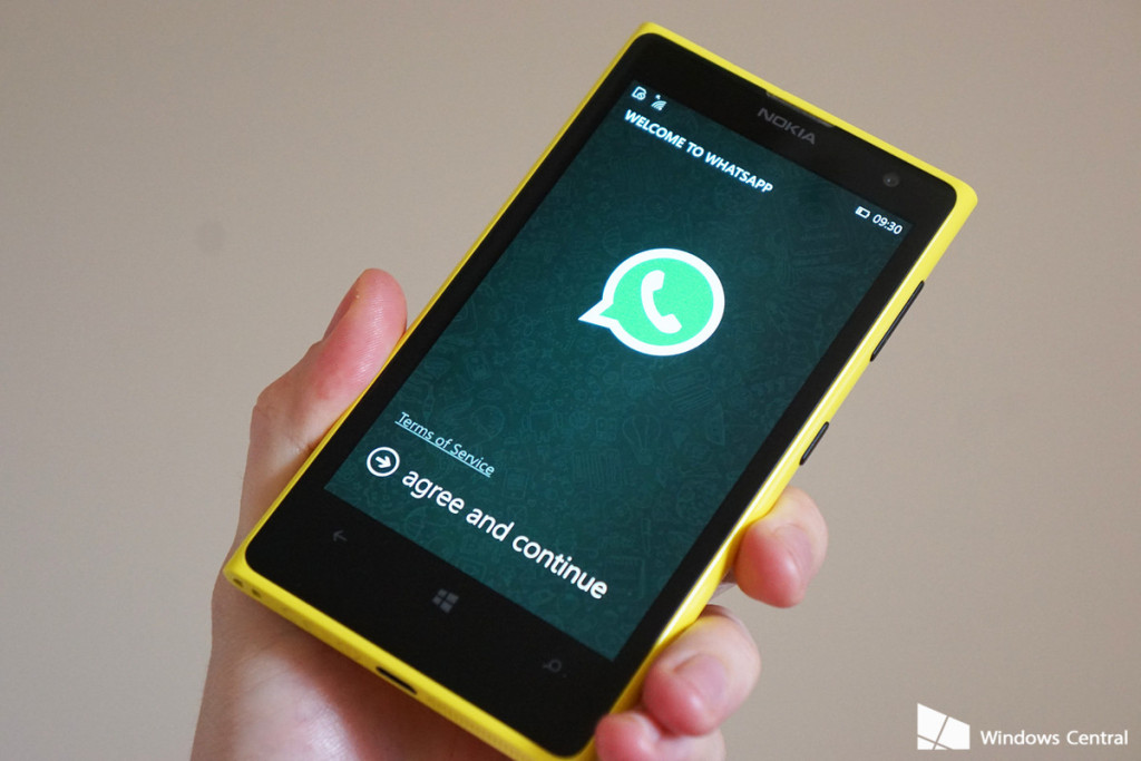 WhatsApp will be discontinued on BlackBerry and Nokia