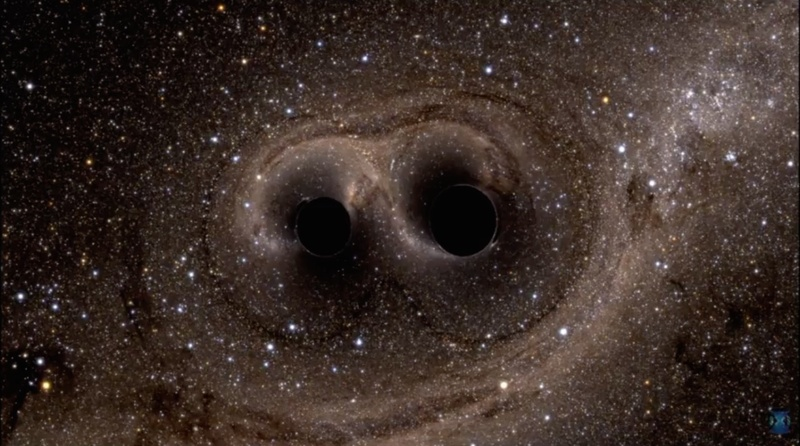 Einstein-predicted gravitational waves found