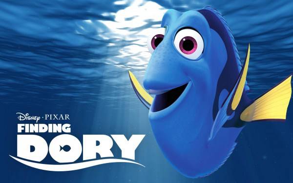Watch the newest trailer of Finding Dory