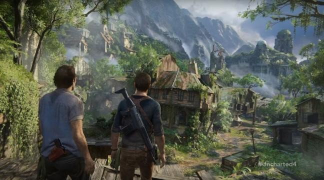 Stolen copies of Uncharted 4