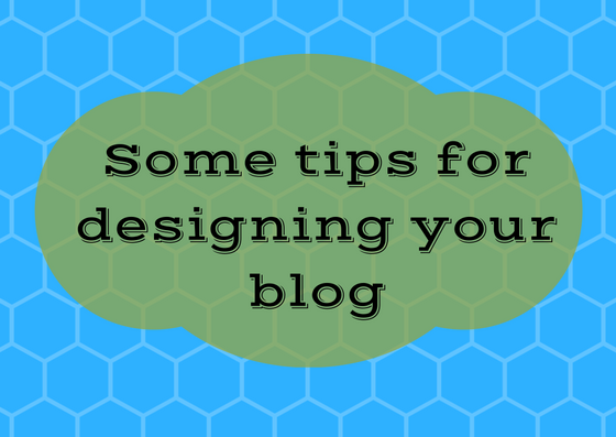 Some tips for designing your blog - Techfury