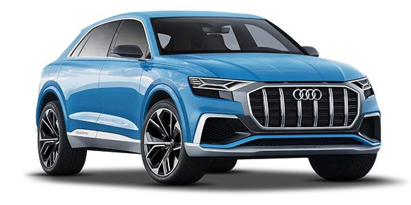 Audi Will Launch Two New Cars The Q8 In 2018 And The Q4 In 2019
