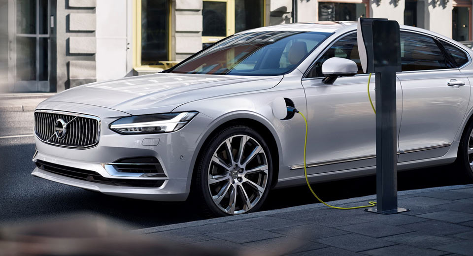 Volvo Develops A New Vehicle Architecture Designed From The Ground Up For Electric Cars